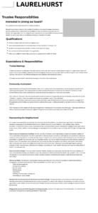 Trustee Responsibilites (Desktop)